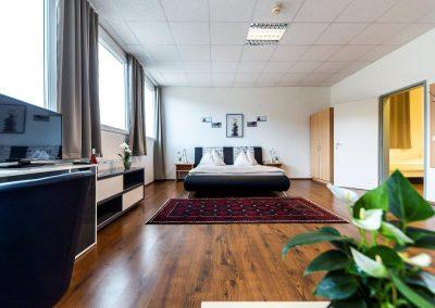 Familienzimmer - Doppelbett