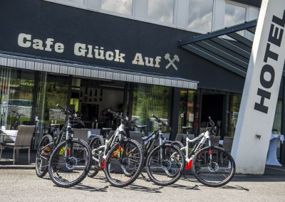 E-Bike Hotel